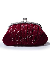 Gorgeous Velvet Evening/Wedding Bag