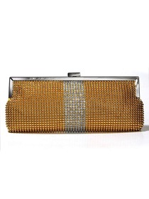 Modern Aluminum Evening Bags